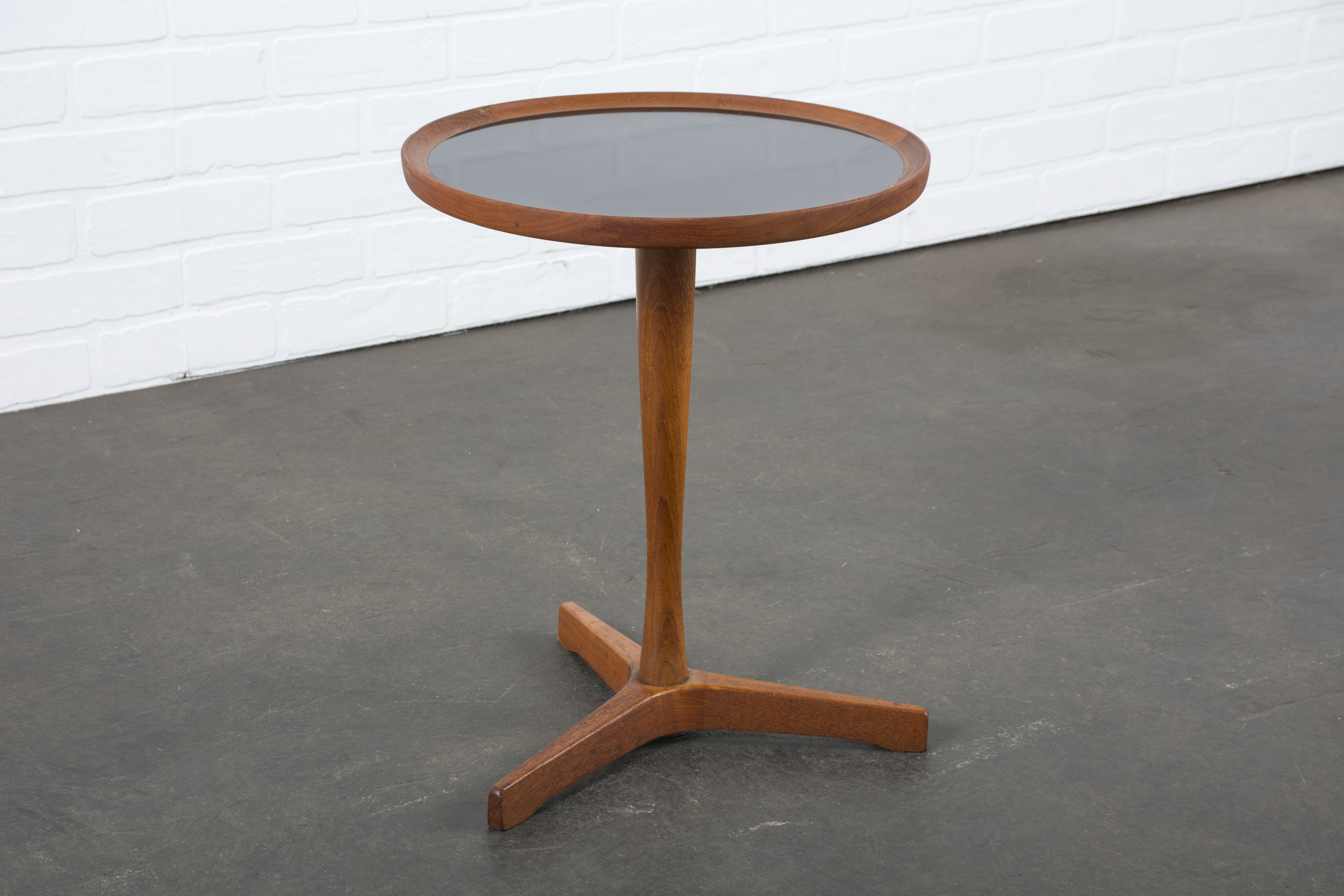 Danish Modern Side Table by Hans C. Andersen