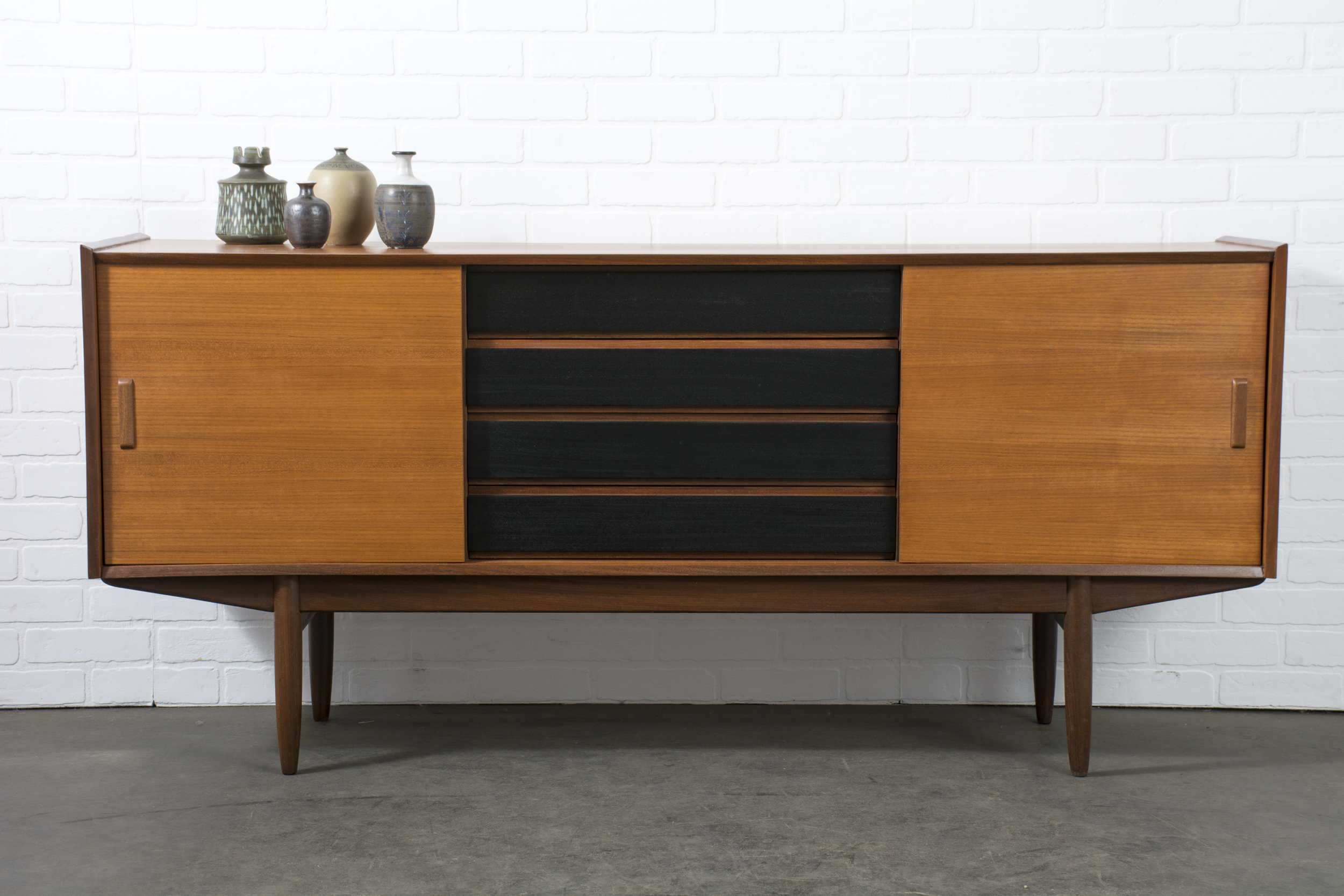 Copy of Vintage Mid-Century Sideboard by Hulmefa