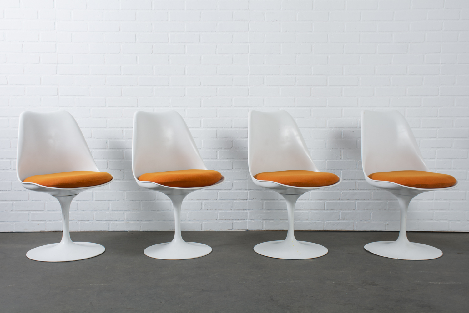 Copy of Vintage Eero Saarinen Tulip Dining Chairs