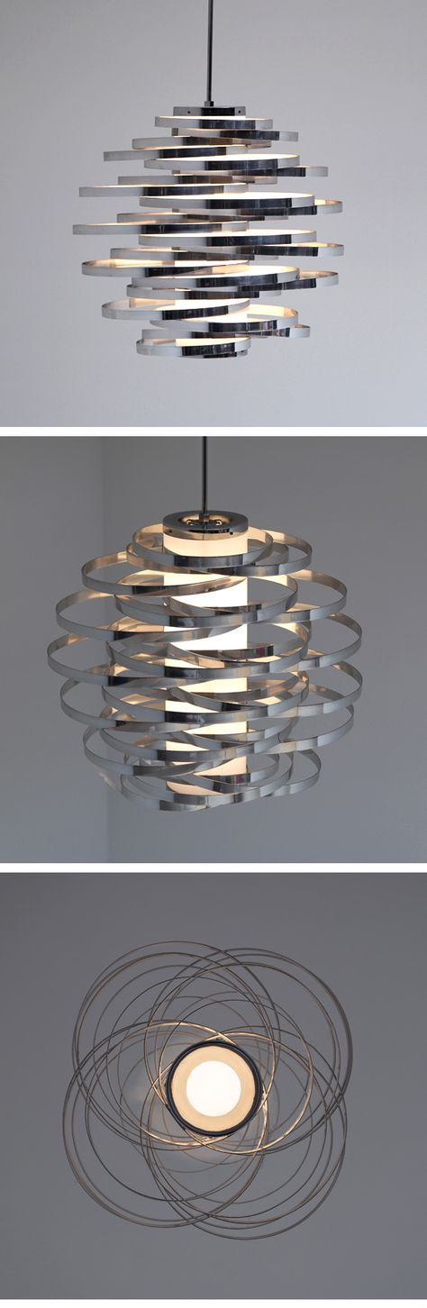 Gaetano Sciolari Lamp | Photo: Pinterest