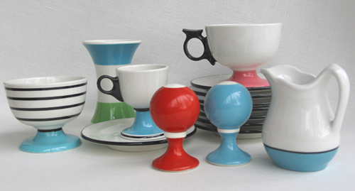 La Fonda del Sol Dishware | Photo: New Mexico Museum of Modern Art