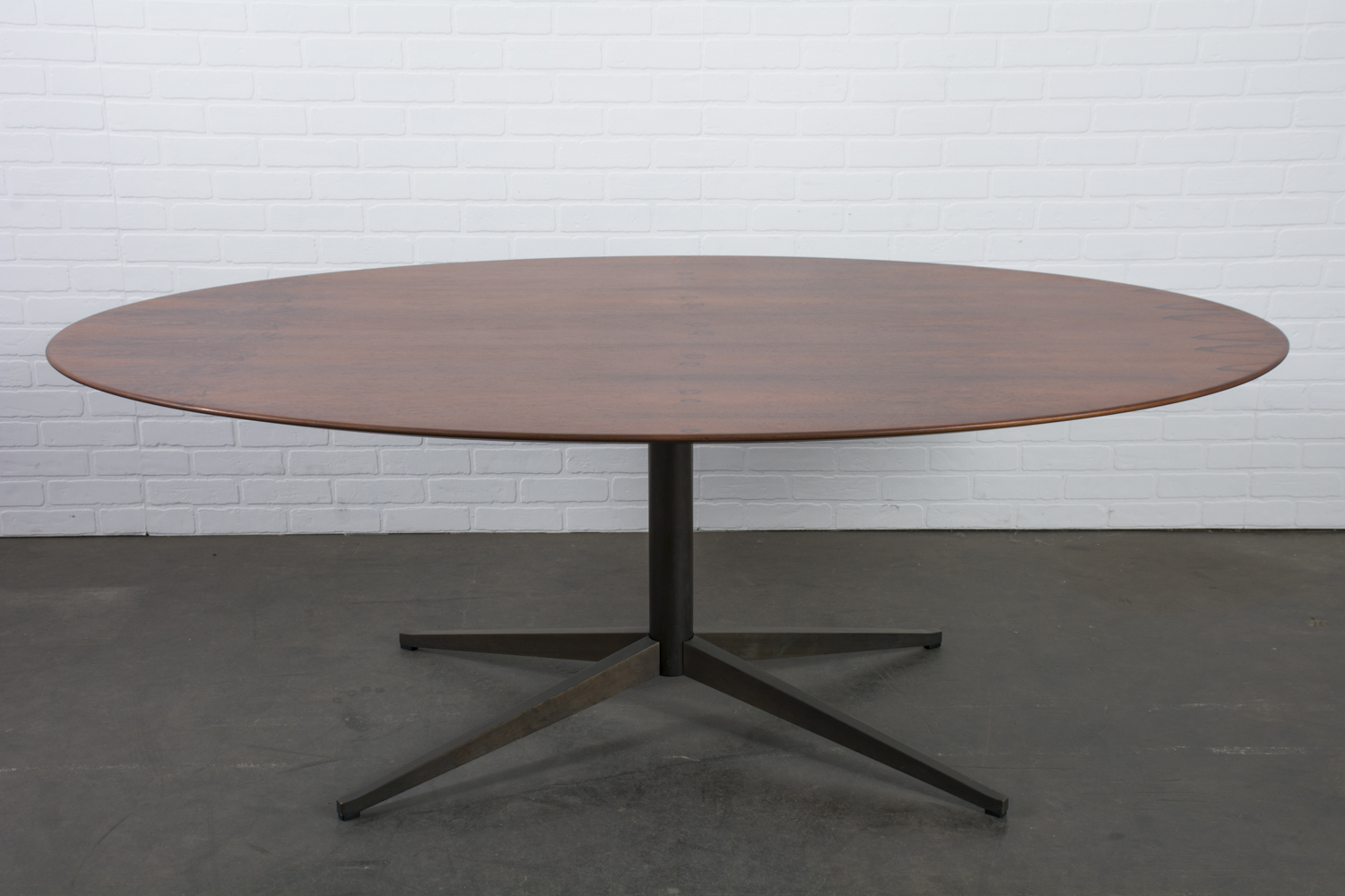 Vintage Rosewood Table by Florence Knoll