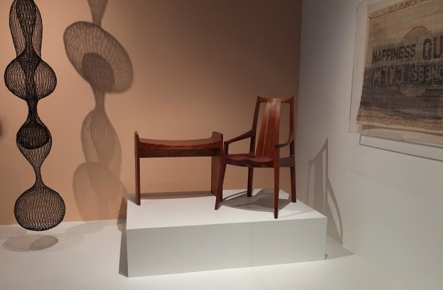 John Kapel children's furniture on display at the Oakland Museum of California / Photo Credit: Esoteric Survey