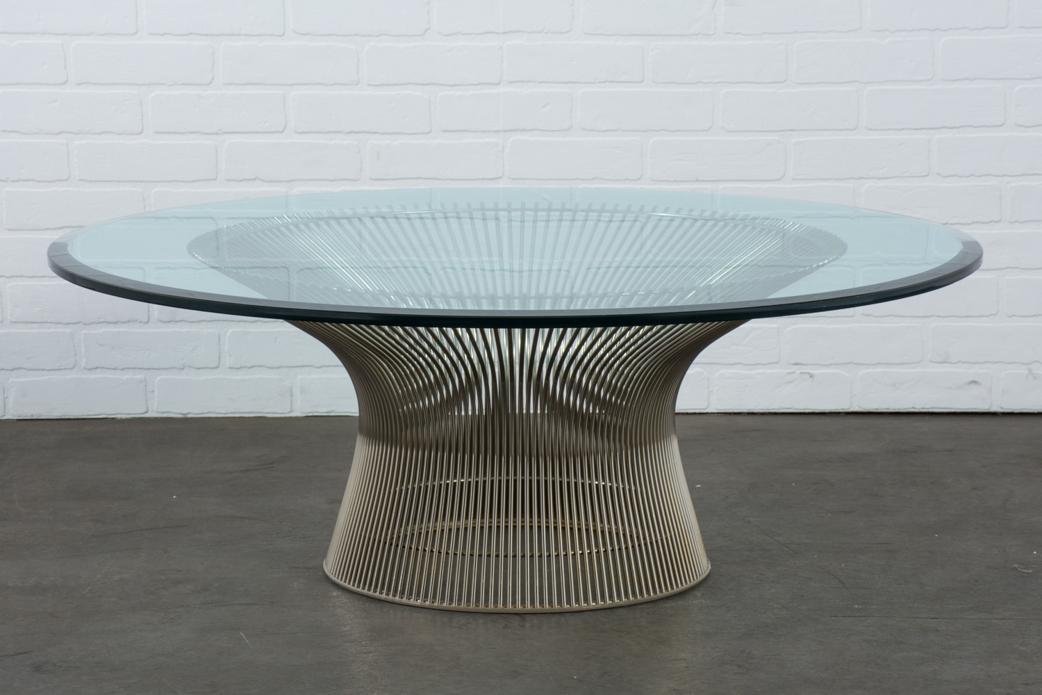 Mid-Century Modern Coffee Table by Warren Platner