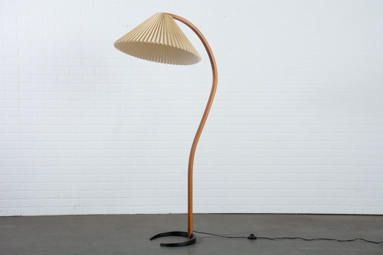 Image of: Danish Modern Bentwood Caprani Floor Lamp Mid Century Modern Finds