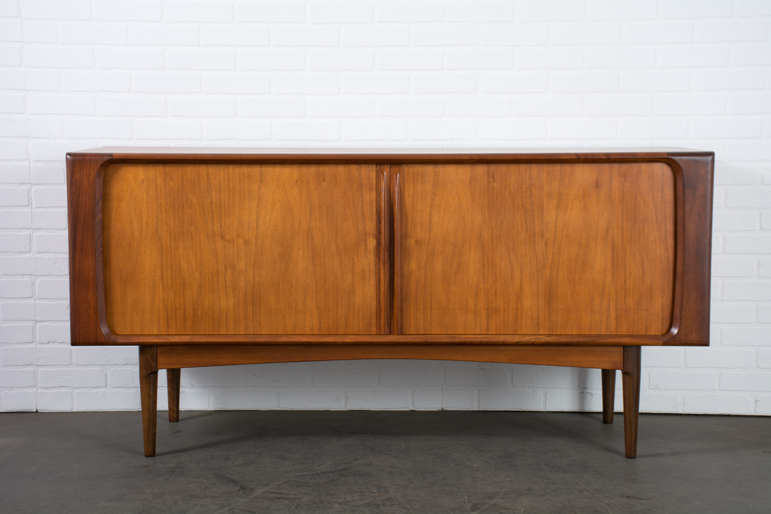 Copy of Bernhard Pedersen Teak Sideboard