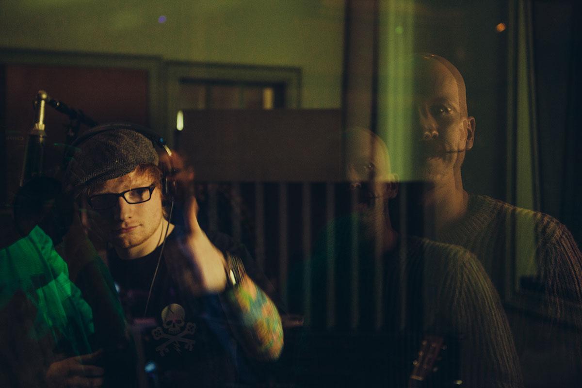 Ed Sheeran and Foy Vance