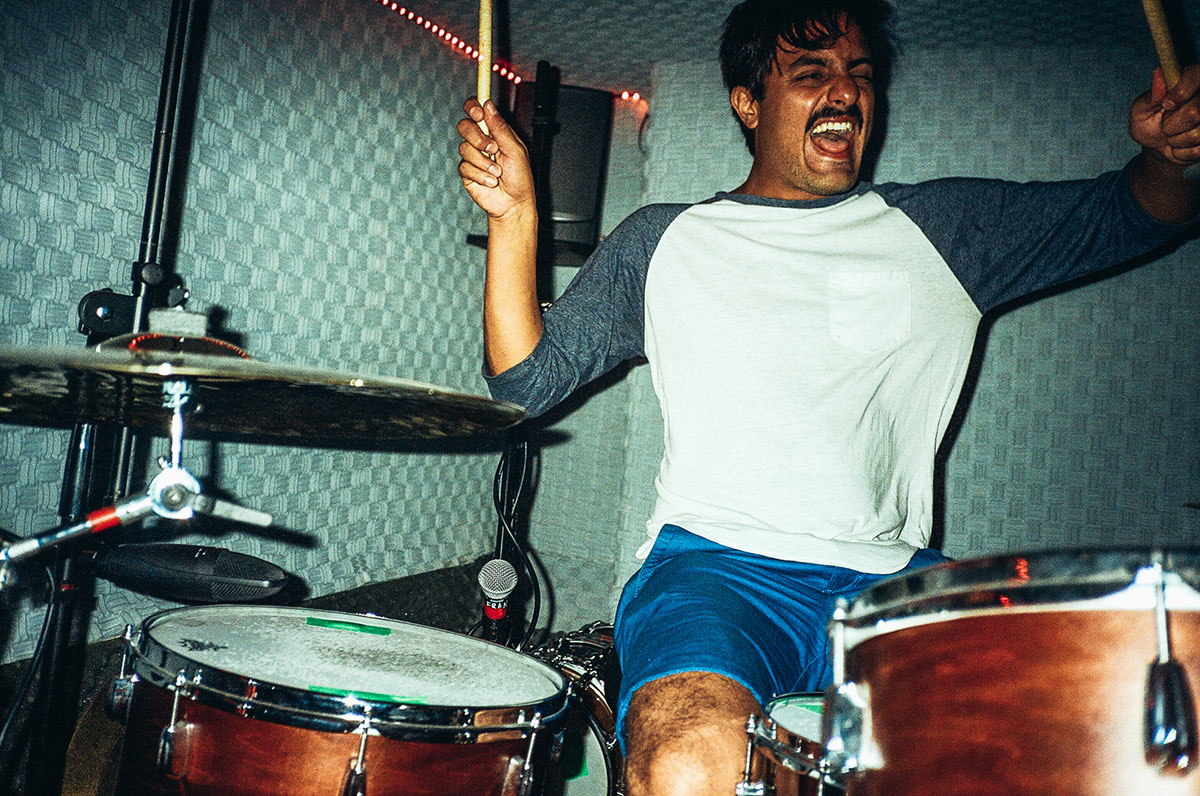 Sameer Gadhia, Young The Giant