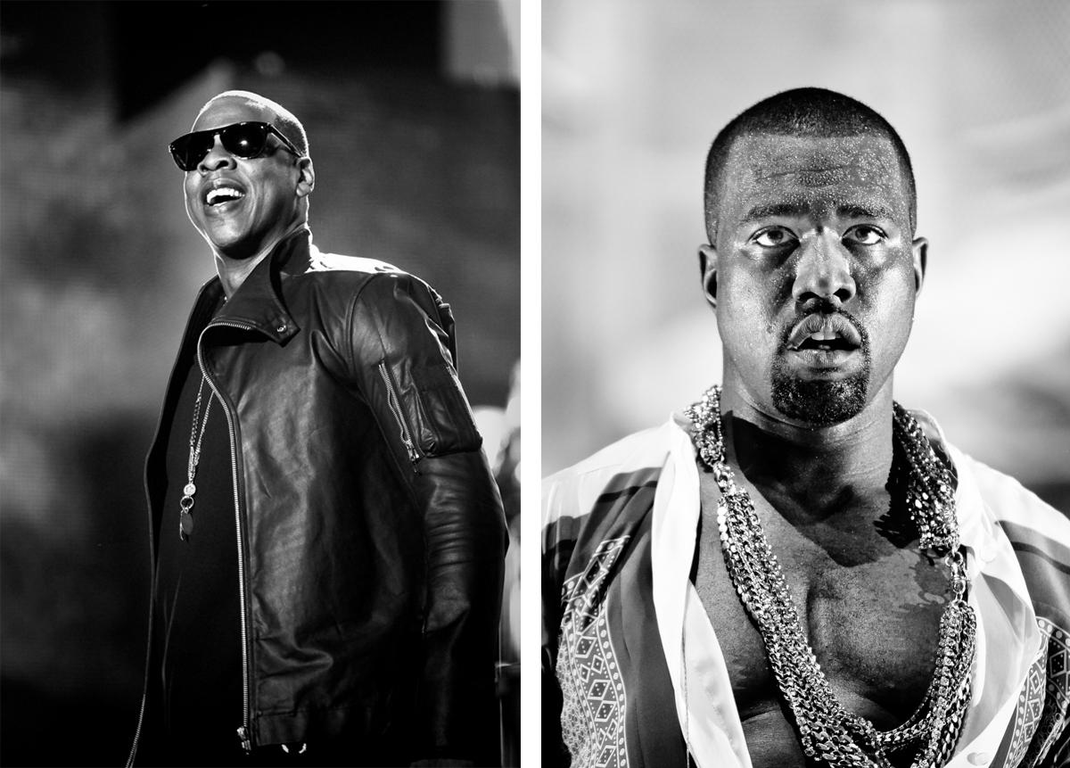 Jay Z /Kanye West