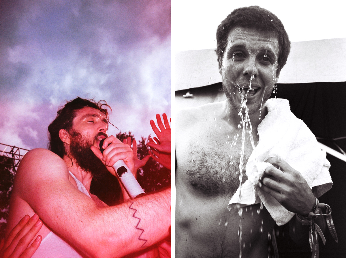 Edward Sharpe and the Magnetic Zeros / Dash Hutton