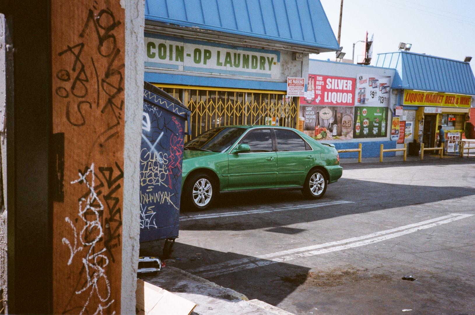 Benton Way, Kodak Portra 160VC