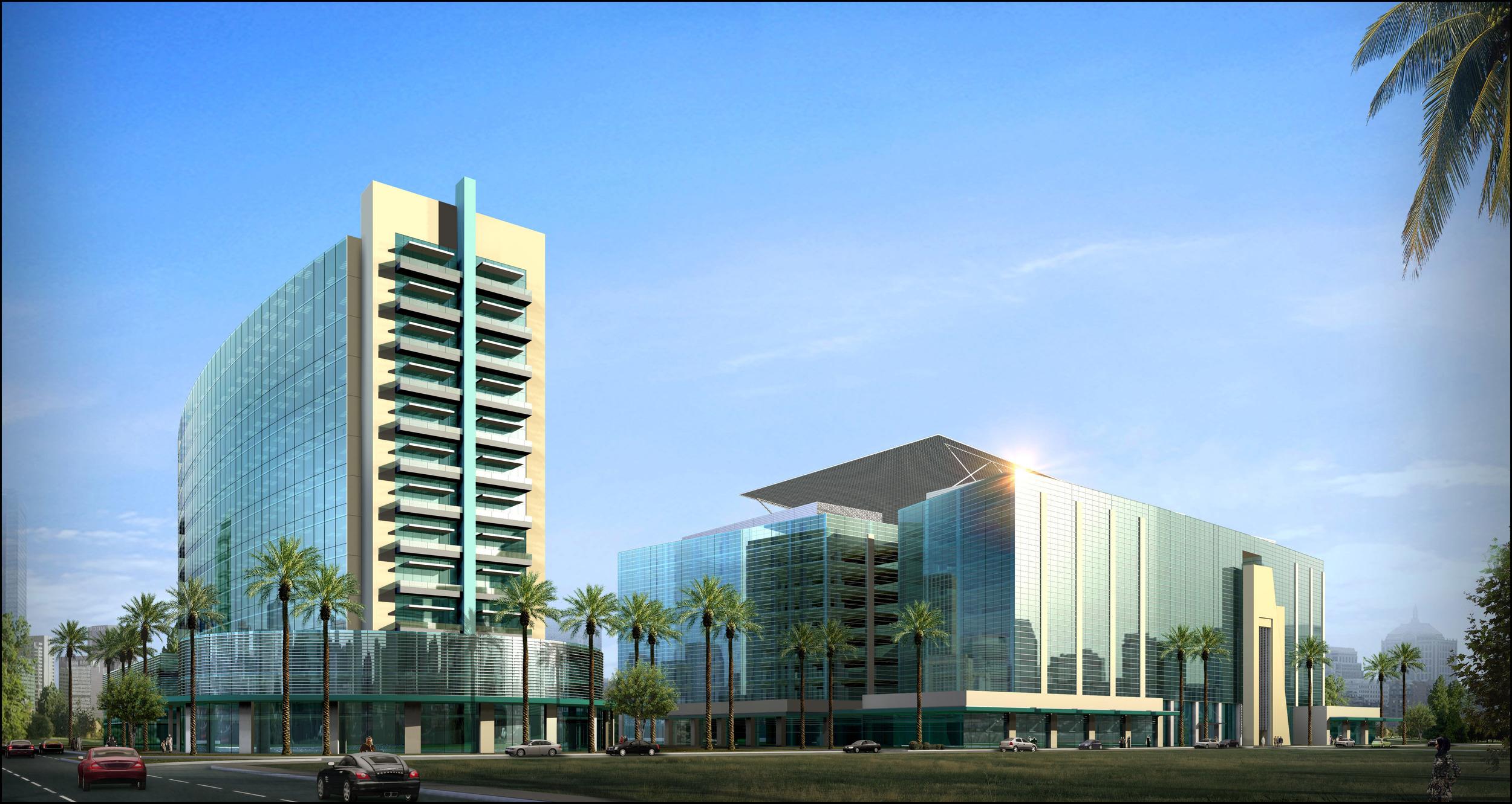 Hospitality Complex, Jeddah, Saudi Arabia