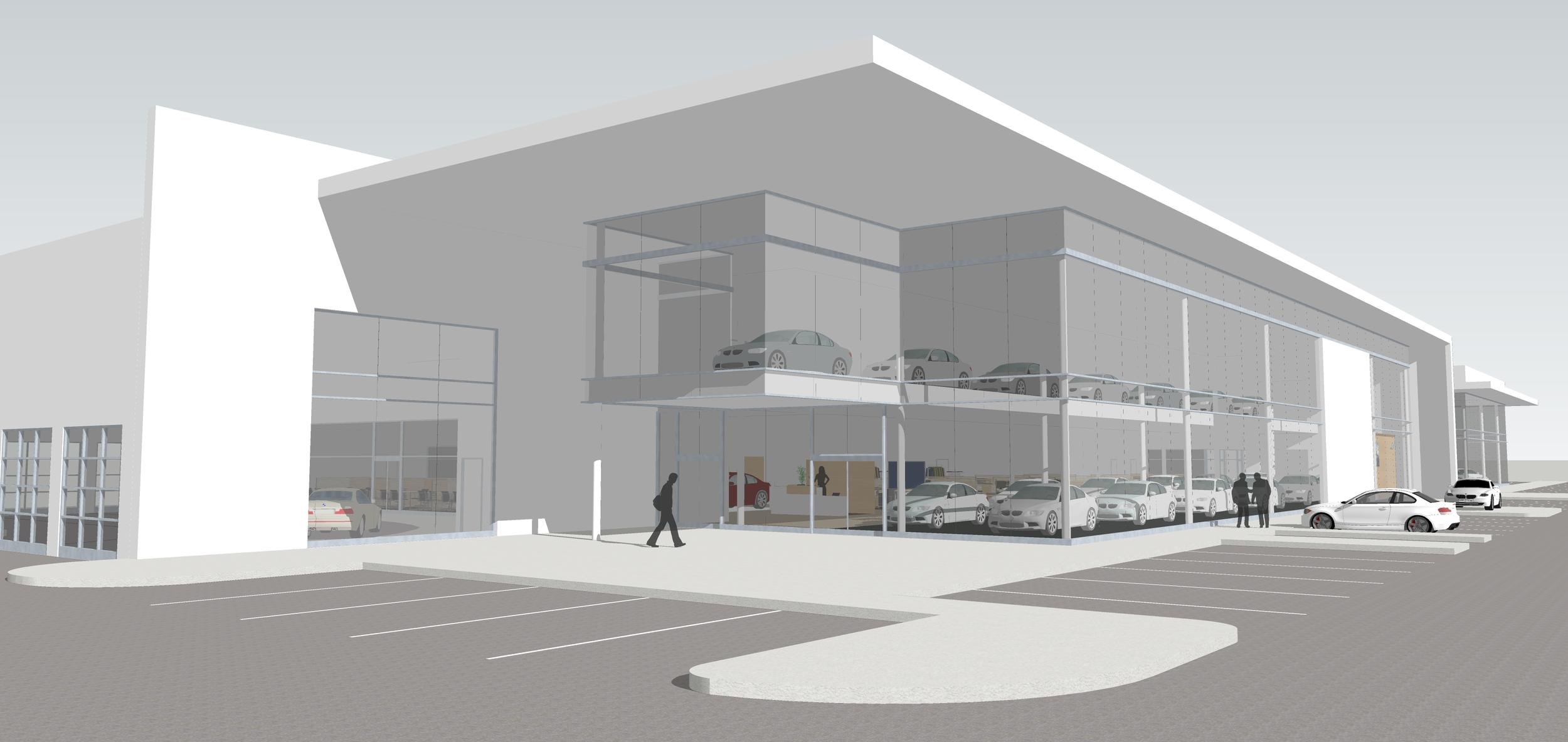 BMW Concept, Texas