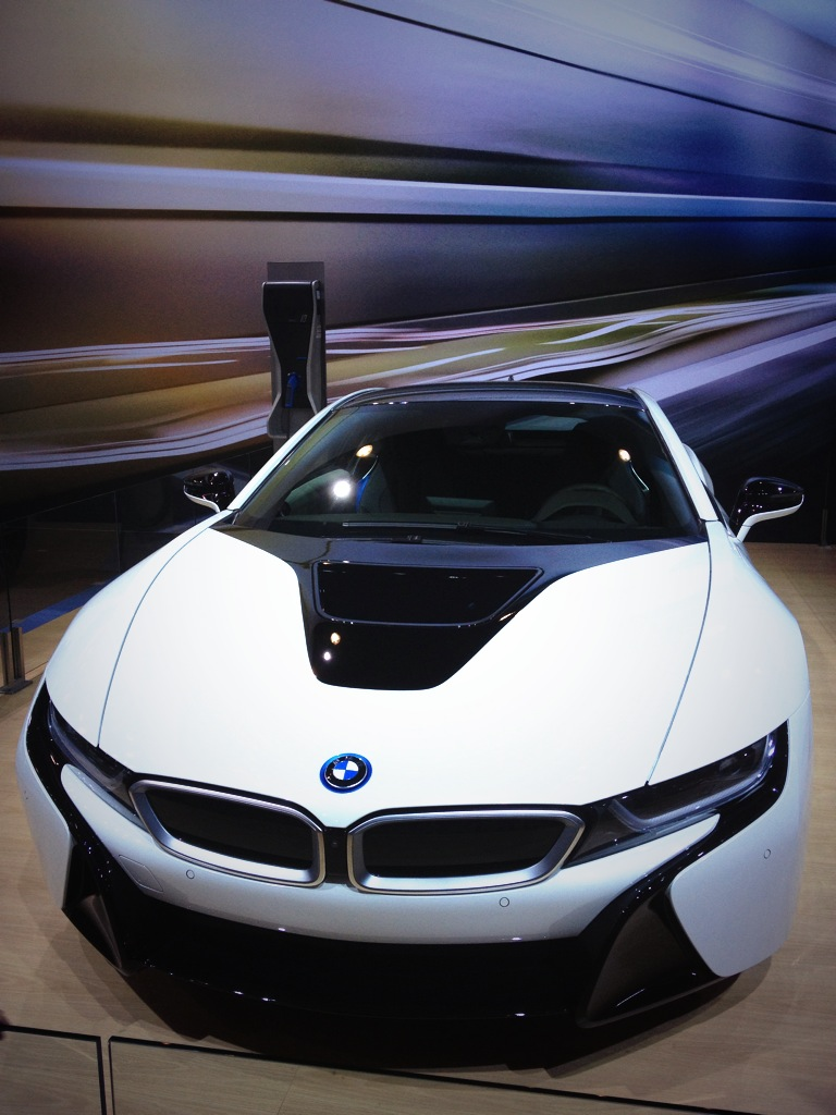 BMW i8 (sold-out)