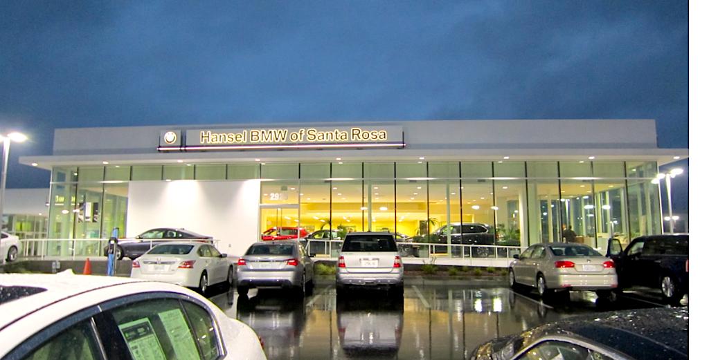 BMW of Santa Rosa