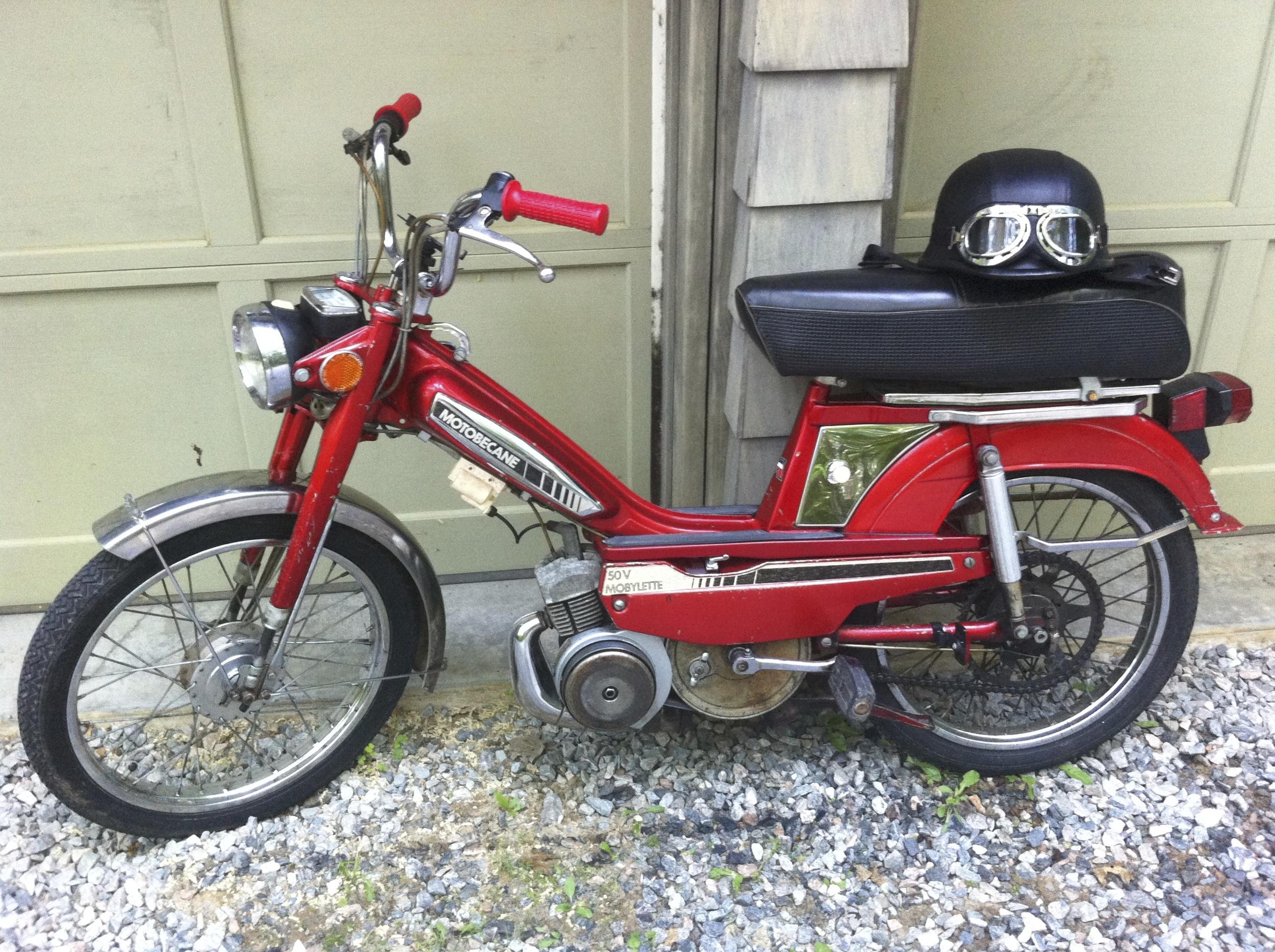 1979 Motobecane 50v