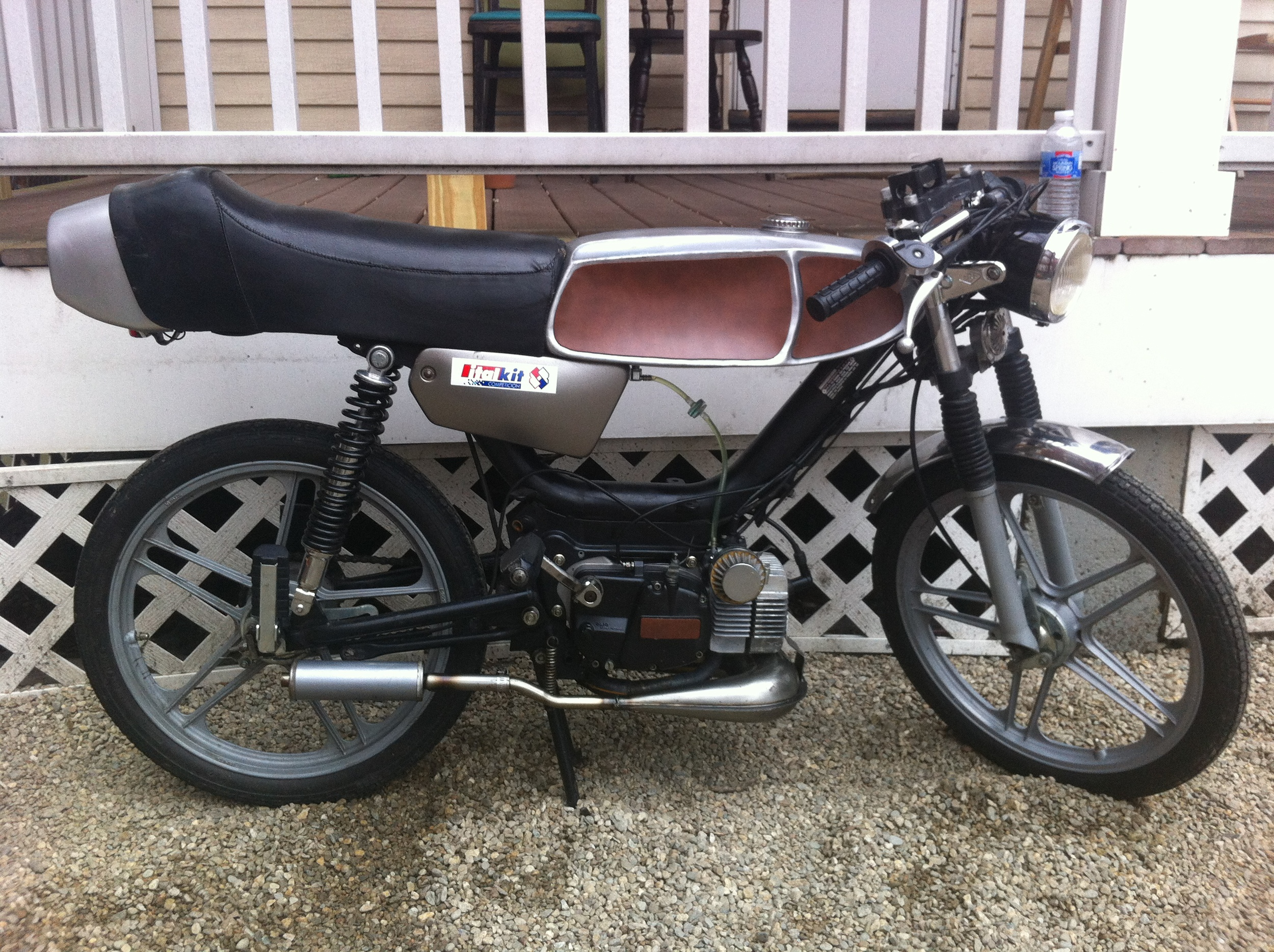 1985 Motomarina Sebring