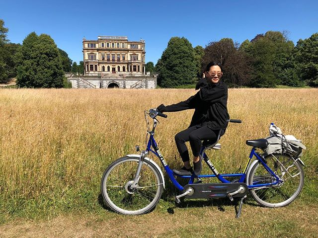 tandem bike life 🚲 #latergram
