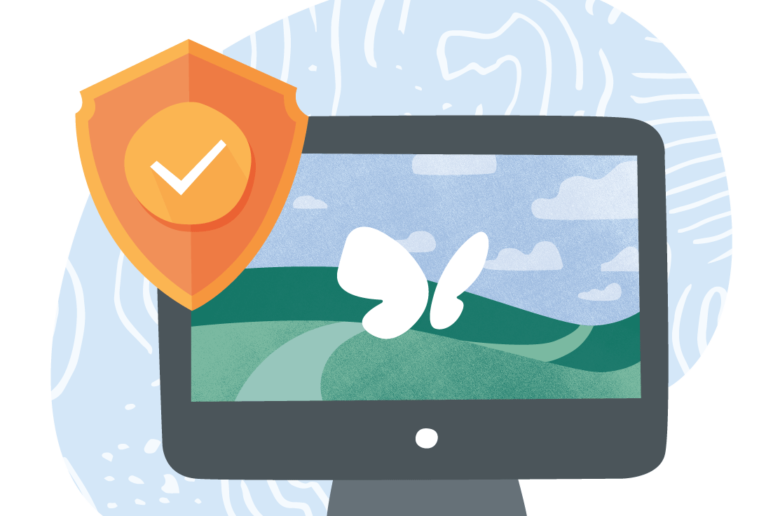 Client Portal - Easy access to tools such as secure messaging, scheduling and billing information. Click on the butterfly to download the Client Guide.