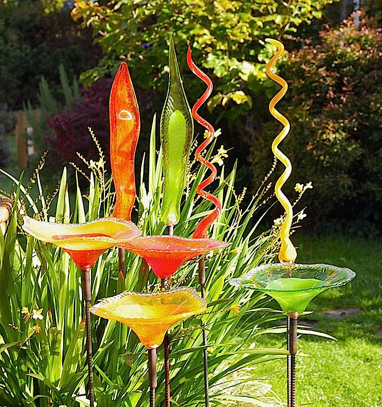 Garden Glass by Robert Adamson
