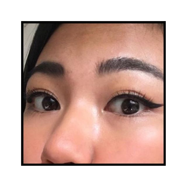 """It is so amazing! I still can't believe it! It looks even better with mascara 😍😍😍"" - @punikasayshi ✨#lashliftbytoni"