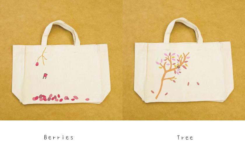 Teie Berries and Tree