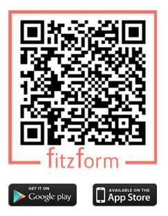 YOU CAN ALSO APPLY BY USING A FITZFORM! DOWNLOAD THE APP ON ANY SMART PHONE THROUGH THE APPLE STORE OR GOOGLE PLAY. THEN SIMPLY SCAN THE QR CODE ABOVE.