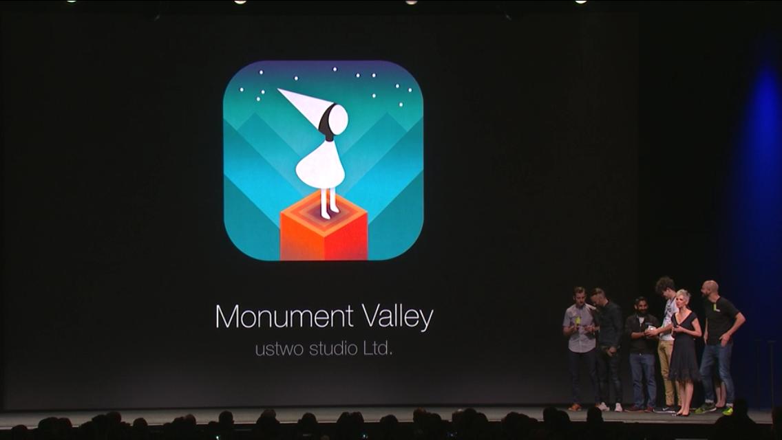 Winning an Apple Design Award!