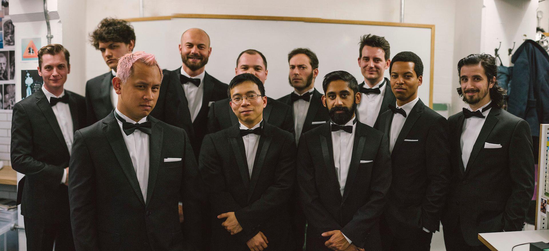 BAFTA night