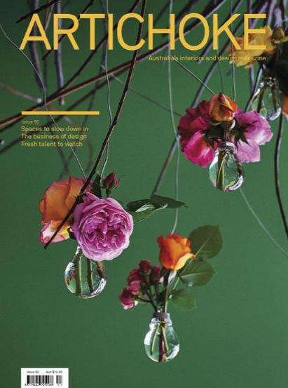 Magazine Stable in Artichoke Magazine - Issue 50