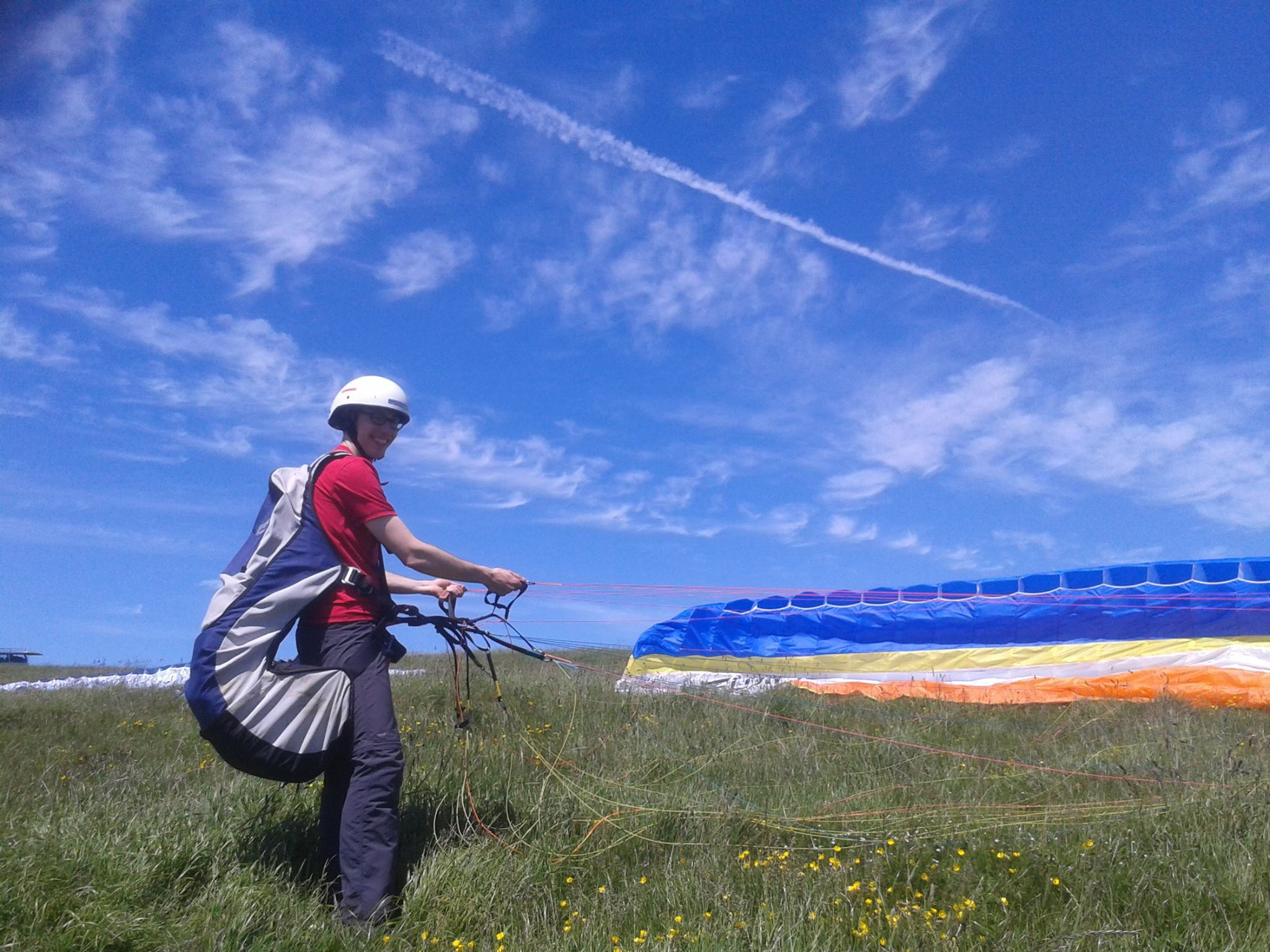 Paragliding Day Courses