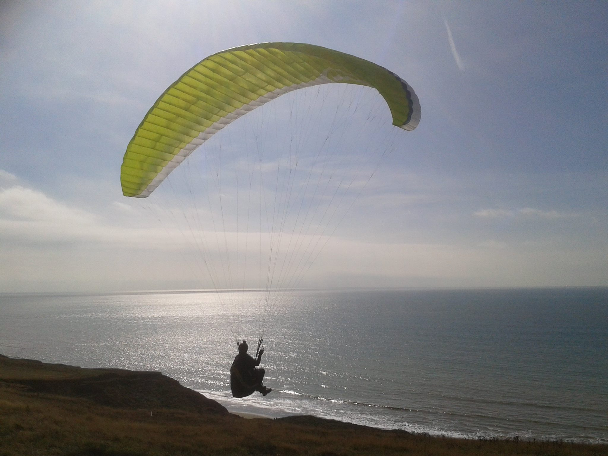 Paragliding Day Course