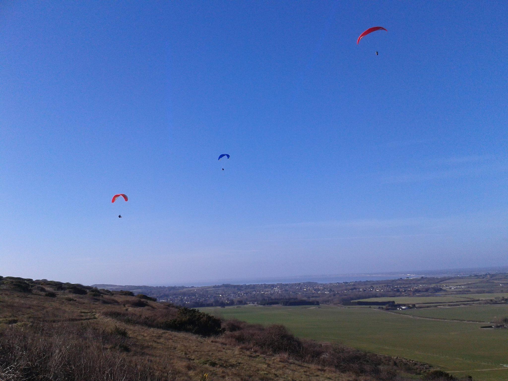 Paragliding Club Pilot Course