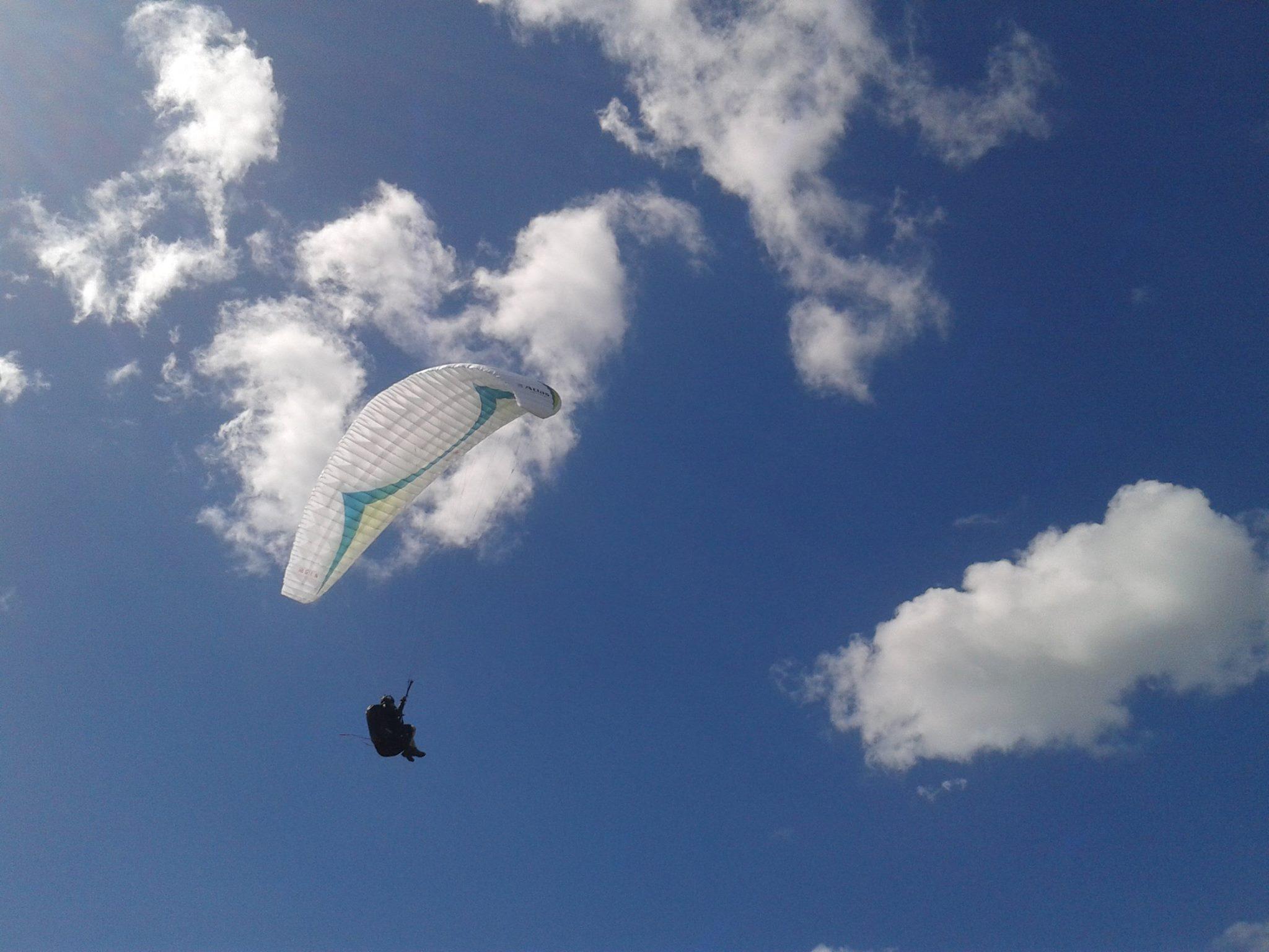 Paraglider Equipment Sales