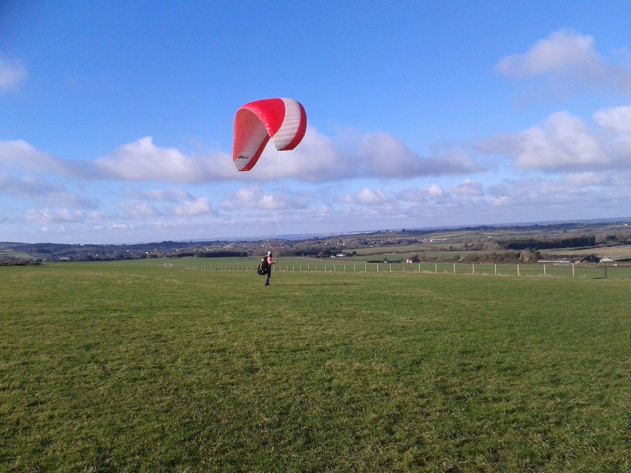 Paragliding Questions