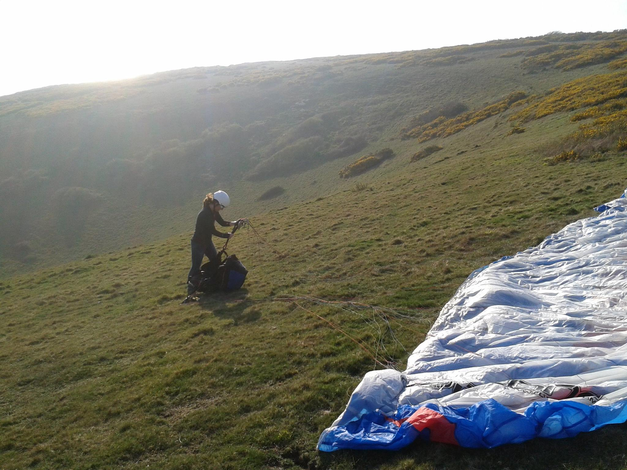 Paragliding Terms and Conditions