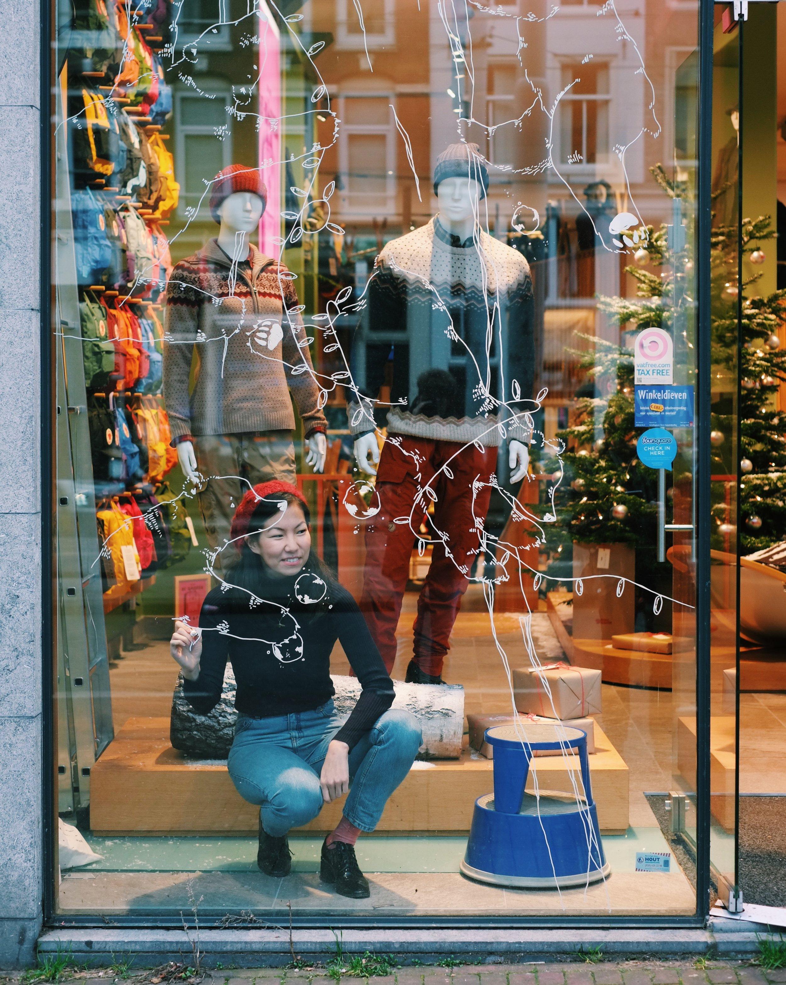 Fjällräven Kanken store - Photo Joost Bastmeijer