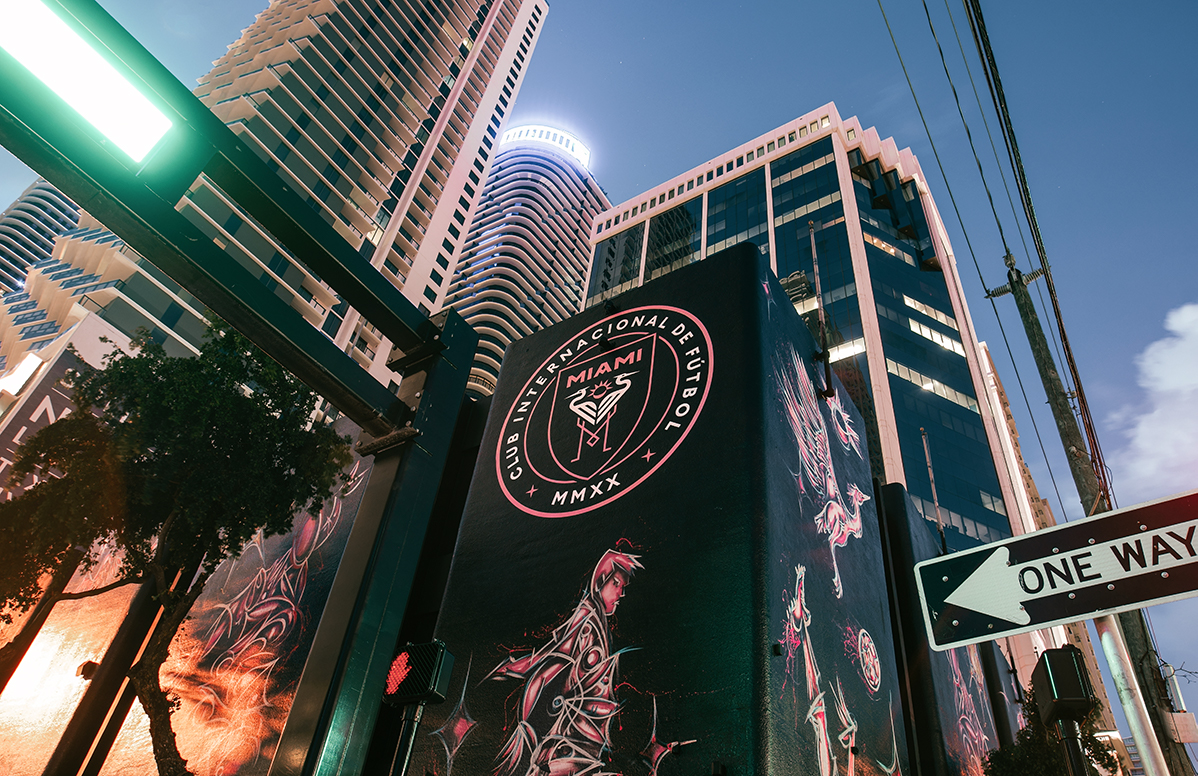 Launching a soccer club - Right in the heart of Miami
