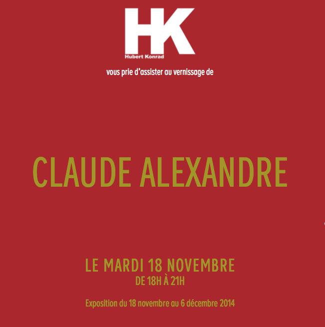 Organisation d'une exposition, avenue Matignon création et gestion des Réseaux sociaux.