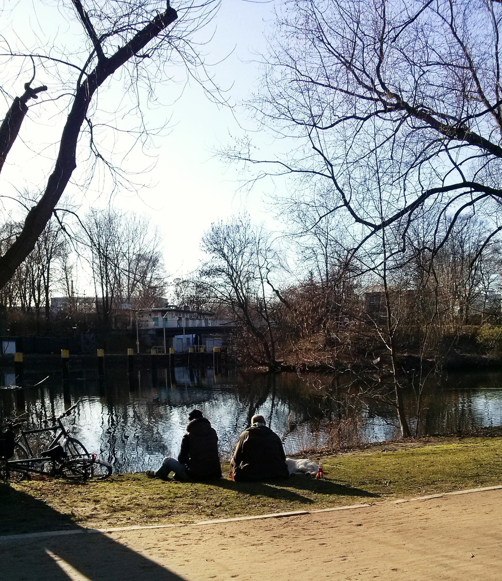 Άνθρωποι στο πάρκο ΙΙΙ