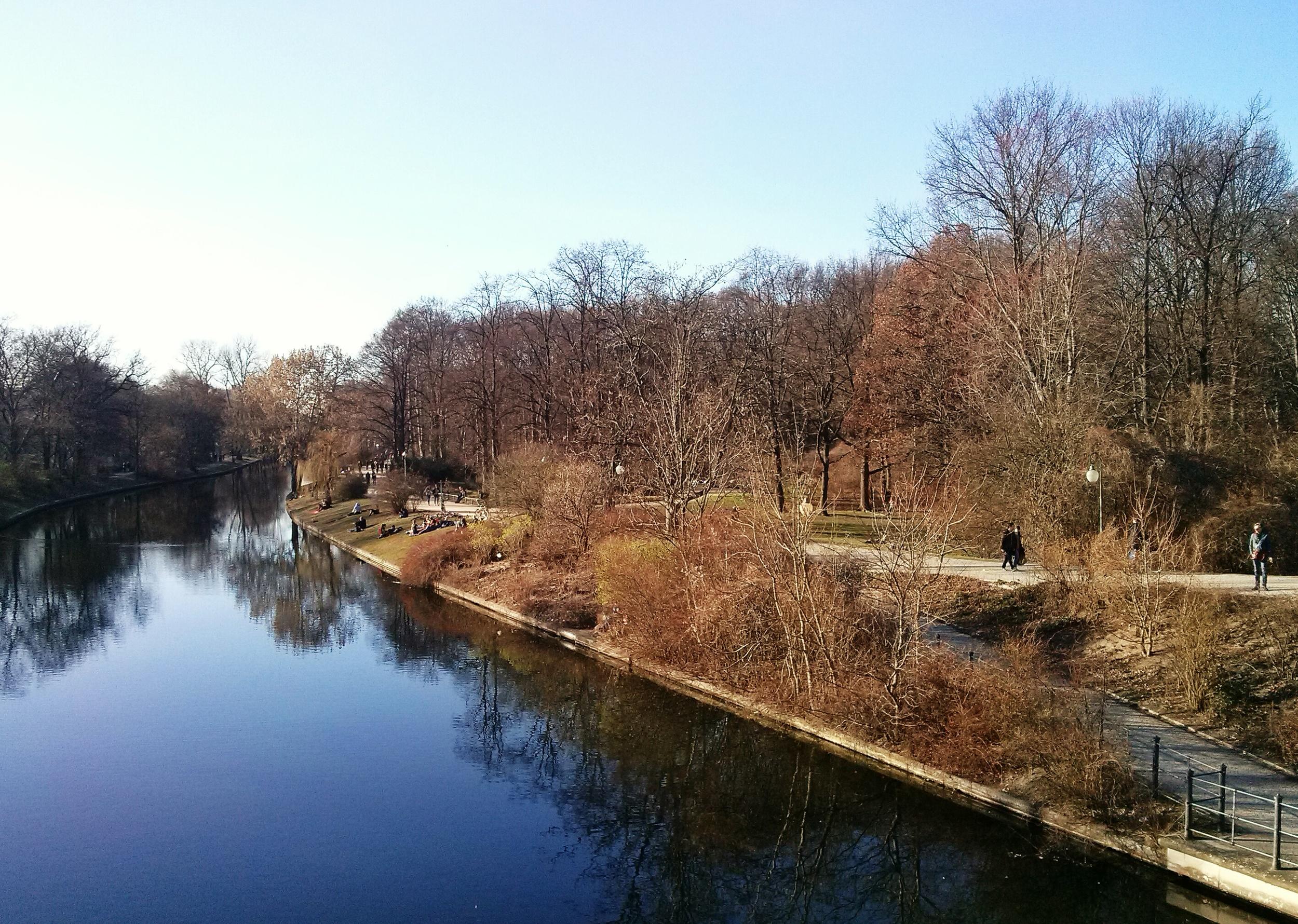 Άποψη του πάρκου.