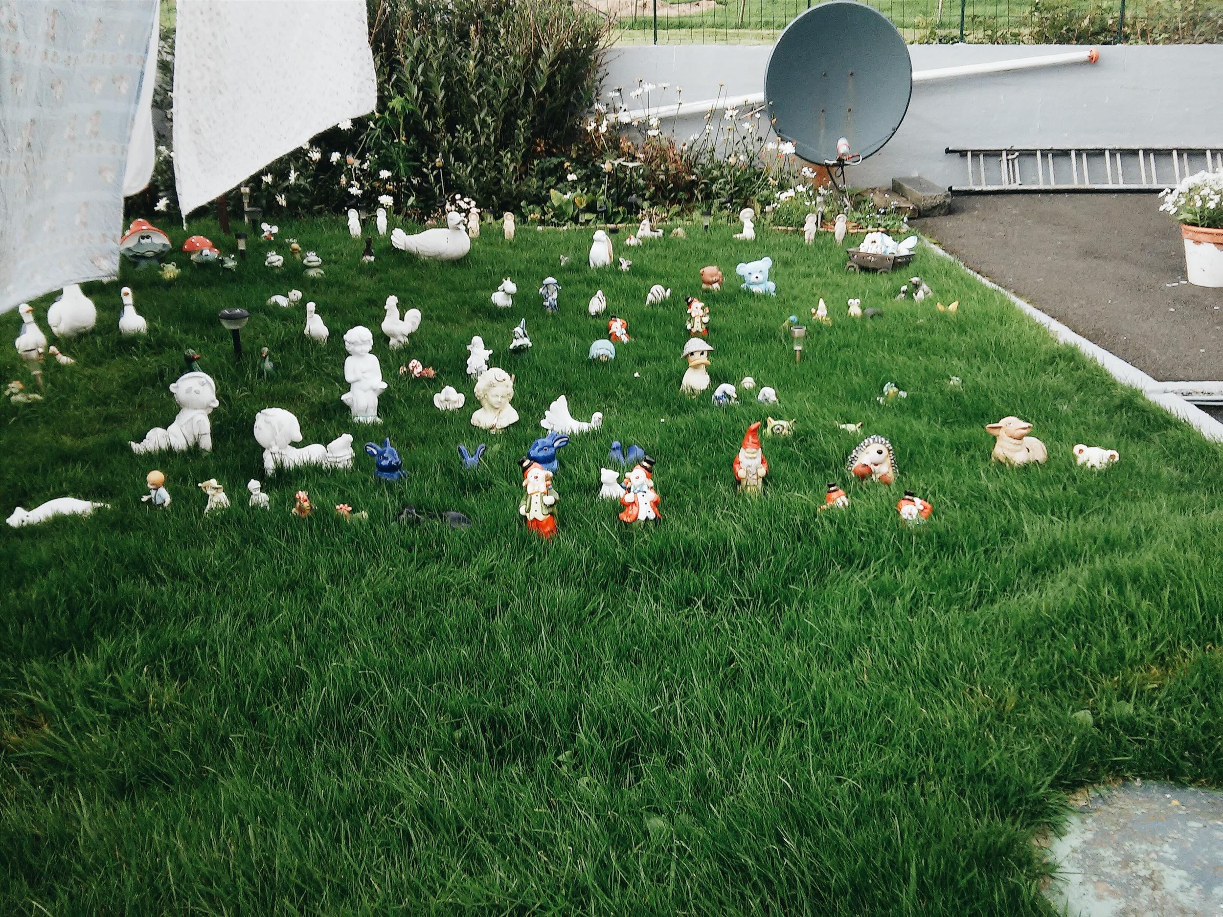 Ένας κήπος στο Νολσόυ