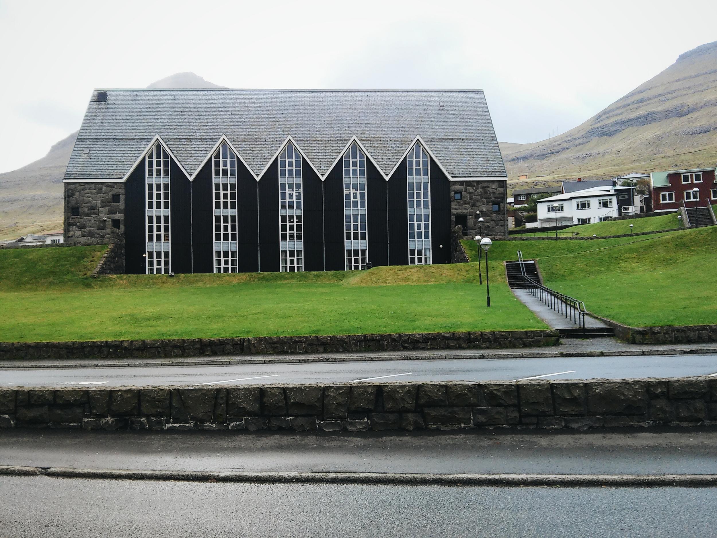 Η εκκλησία εξωτερικά