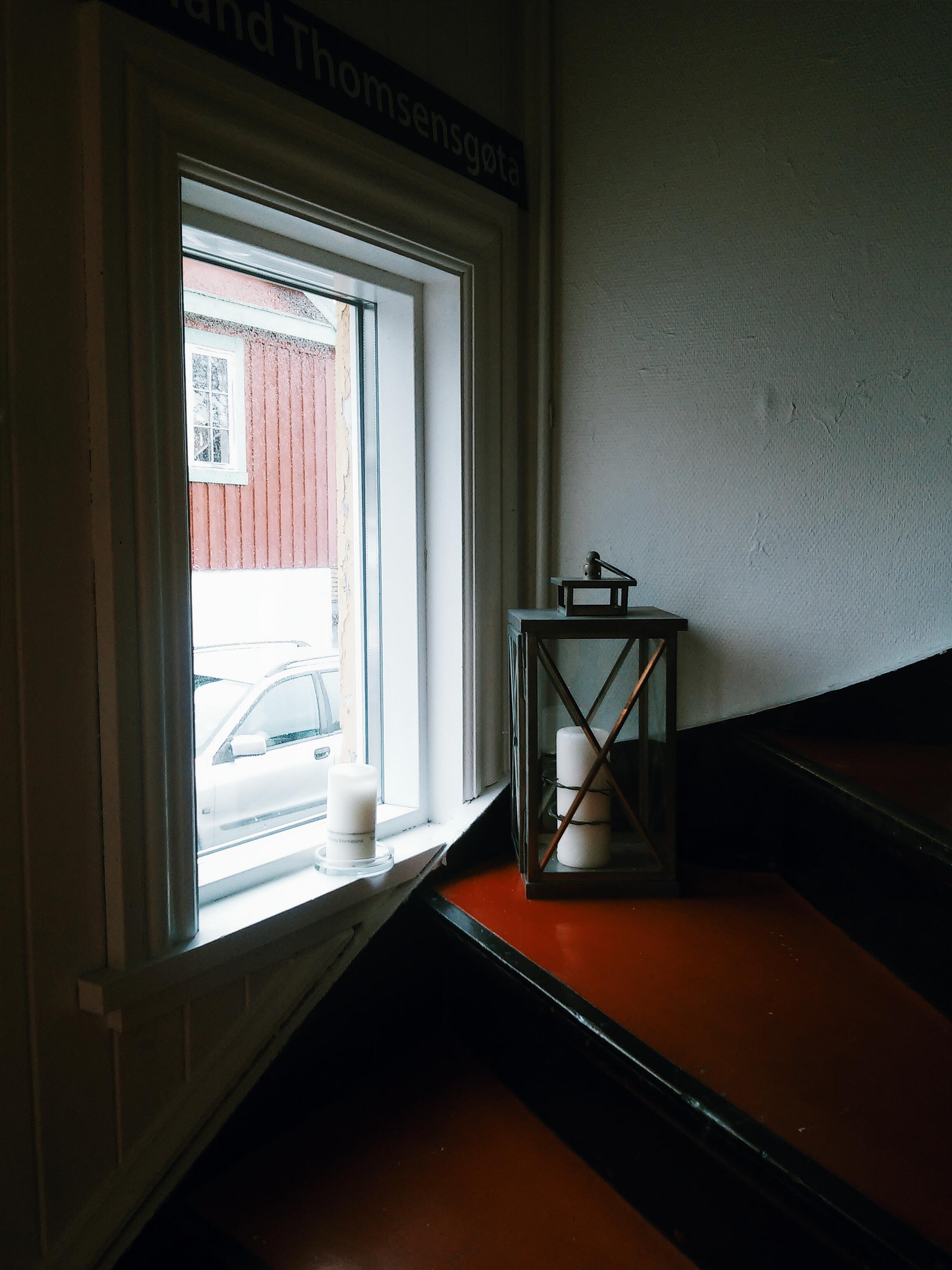 Λεπτομέρεια από το εσωτερικό ενός σπιτιού στην Τόρσαβν