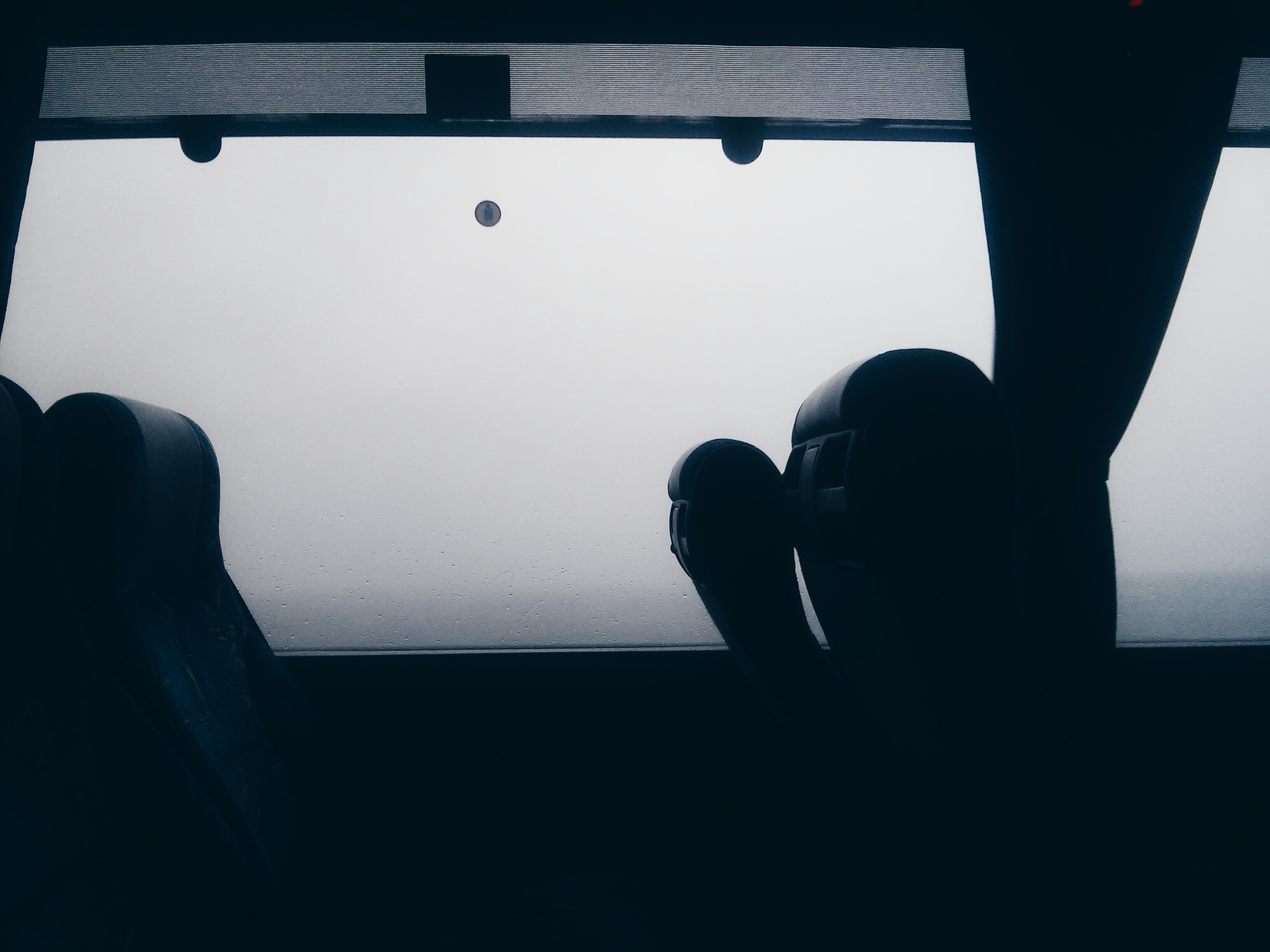 Το τοπίο δεν είναι πάντοτε ορατό στα Φερόε