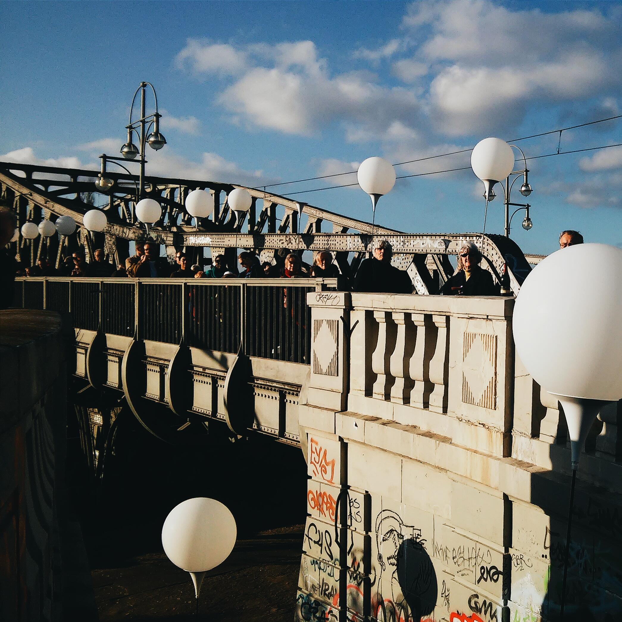Bornholmerstrasse: Bösebrücke