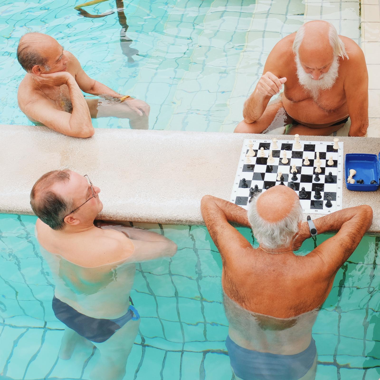 Σκακιστές στην Βουδαπέστη