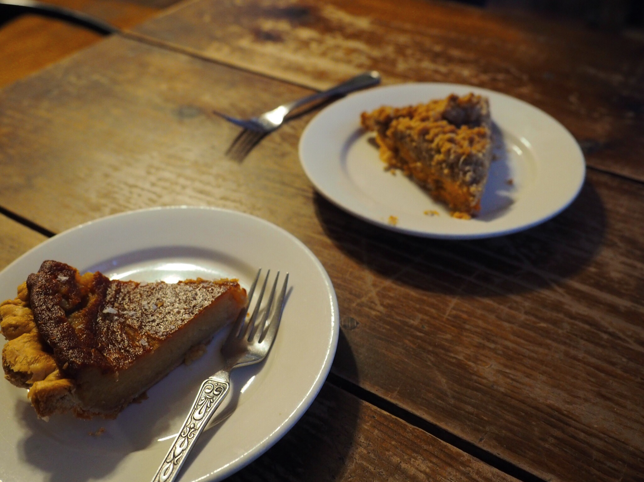 Salty Honey pie from Four & Twenty