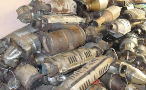 Catalytic Converter Scrap Price >> How Much Platinum Is In A Catalytic Converter Reclaim Recycle