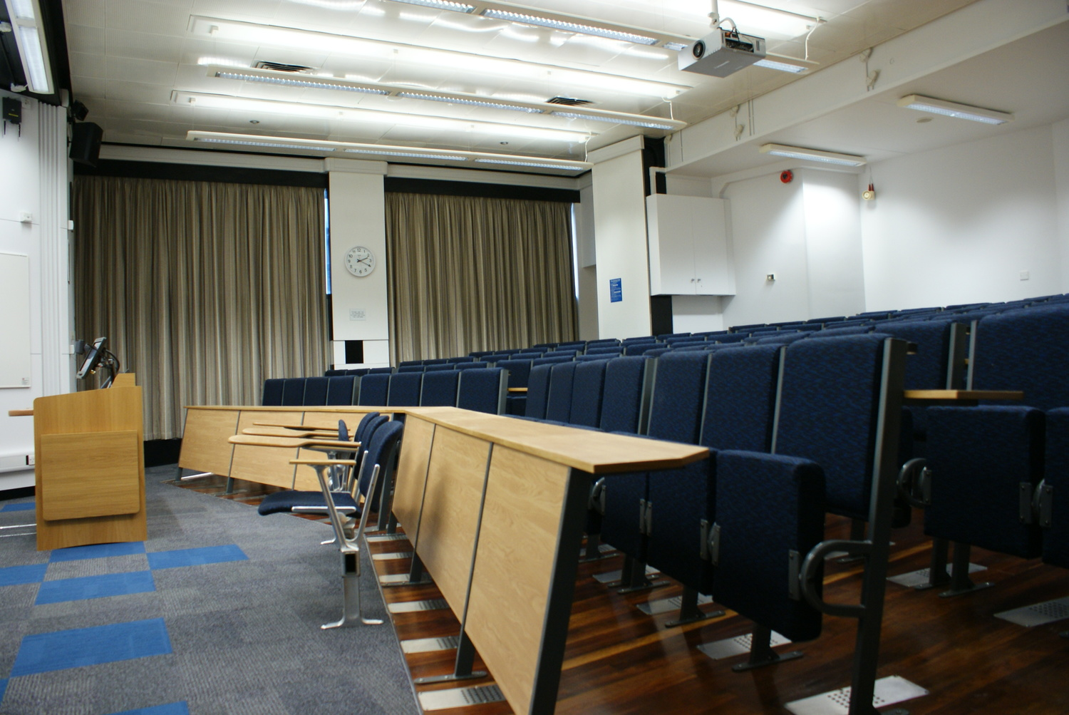 Agilent Lecture Theatre, Electrical Engineering - CTS 2013